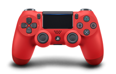 Sony Dualshock 4 (PS4) Magma Red, Красный