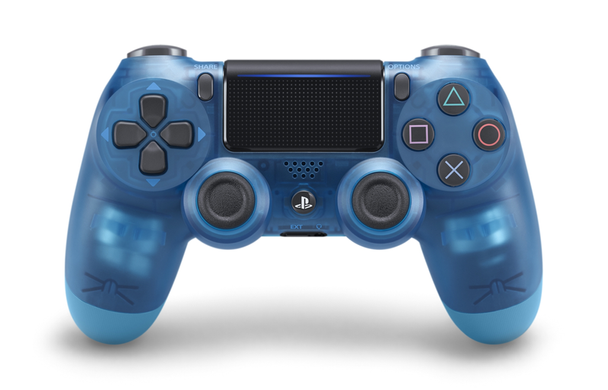 Sony Dualshock 4 (PS4) Crystal Blue, Голубой