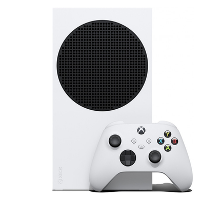 Xbox Series S 512Gb + Wireless Controller (Robot White)