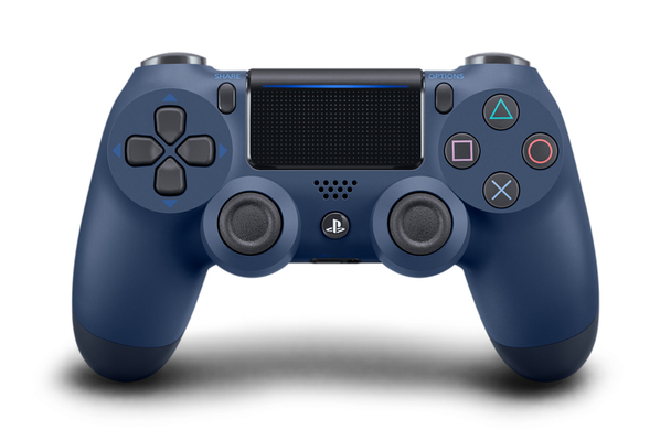 Sony Dualshock 4 (PS4) Midnight Blue, Темно-синий