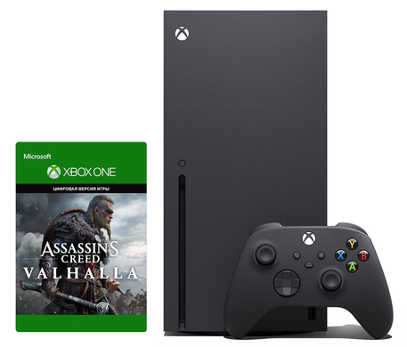 Xbox Series X 1Tb + Assassin's Creed Valhalla