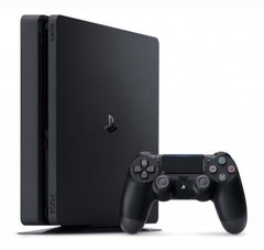 Sony PlayStation 4 Slim 500Gb, Черный, 500 ГБ