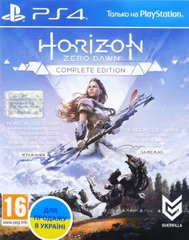 Horizon Zero Dawn. Complete Edition, PlayStation 4, RU