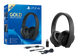 Sony PlayStation Gold Wireless Headset, Черный