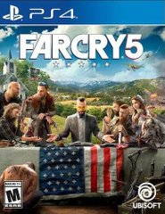 Far Cry 5, PlayStation 4, RU