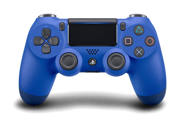 Sony Dualshock 4 (PS4) Wave Blue, Голубой
