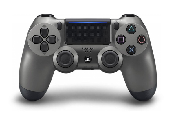 Sony Dualshock 4 (PS4) Steel Black, Cерый