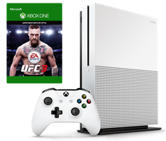 Microsoft Xbox One S 1Tb + EA Sports UFC 3